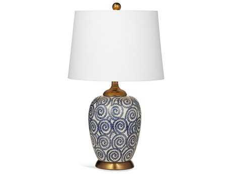 Bassett Mirror Old World Lawton Table Lamp