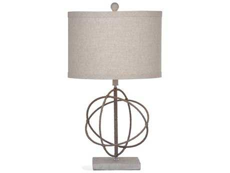 Bassett Mirror Pan Pacific Caswell Table Lamp