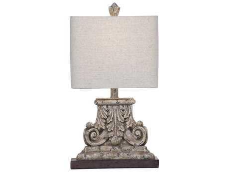 Bassett Mirror Belgian Luxe Lachlan Table Lamp
