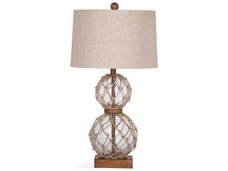 Bassett Mirror Pan Pacific Seaside Table Lamp