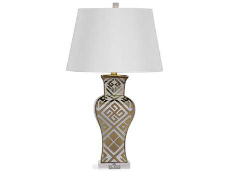 Bassett Mirror Thoroughly Modern Jayton Table Lamp