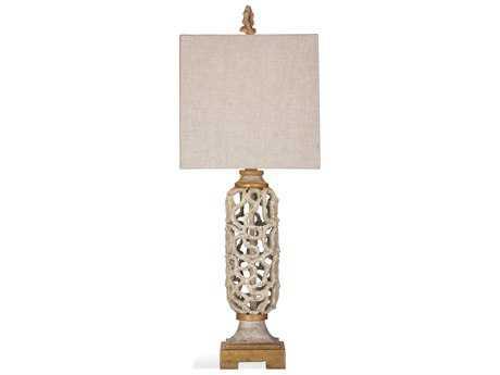 Bassett Mirror Belgian Luxe Balta Table Lamp