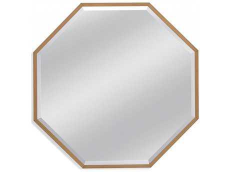 Bassett Mirror Thoroughly Modern 42 x 18 Barrett Wall Mirror