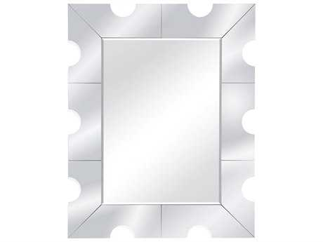 Bassett Mirror Thoroughly Modern 40 x 50 Lara Wall Mirror