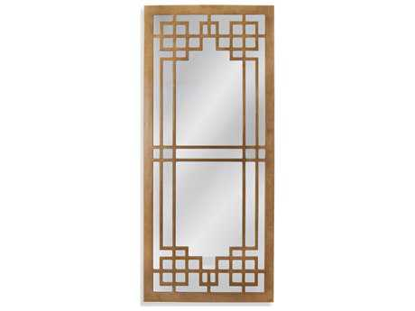 Bassett Mirror Thoroughly Modern 16 x 36 Gabriel Wall Mirror
