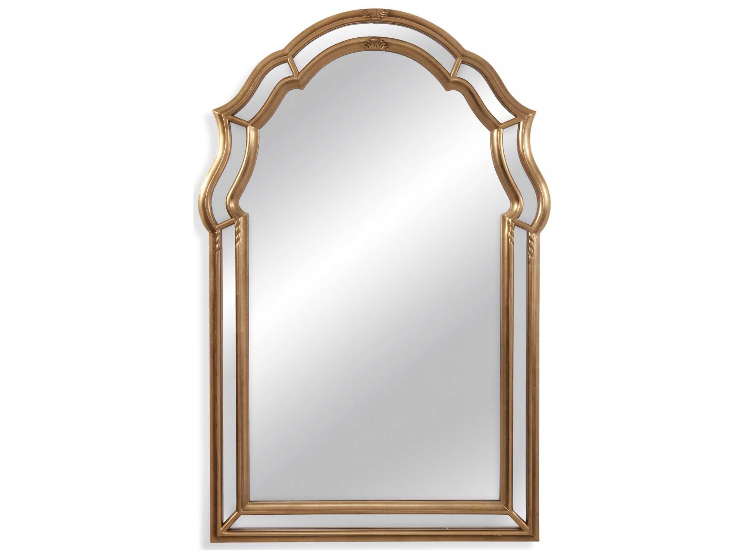 Bassett mirror old world 40 x 60 emil wall mirror bam3817ec for Miroir 60 x 40
