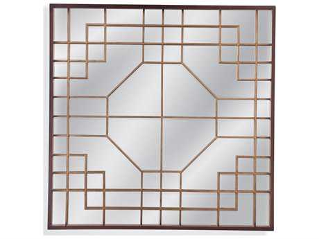 Bassett Mirror Old World 48 x 48 Eaton Wall Mirror