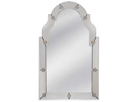 Bassett Mirror Hollywood Glam 40 x 34 Brea Wall Mirror
