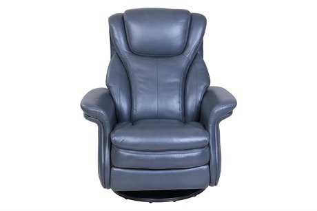 Barcalounger Pedestal Recliners London Swivel Pedestal Recliner