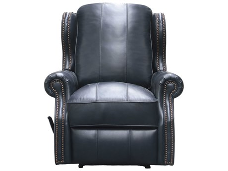 Barcalounger Vintage Bristol Shoreham Blue Recliner Chair