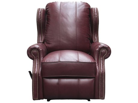 Barcalounger Vintage Bristol Shoreham Wine Recliner Chair