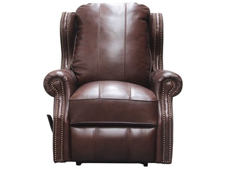 Barcalounger Vintage Bristol Shoreham Chocolate Recliner Chair