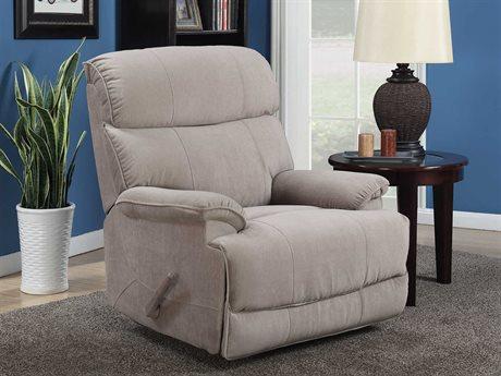 Barcalounger Basics Patterson Empire Stone Rocker Recliner Chair