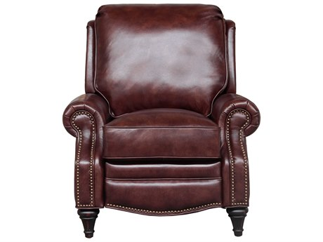 Barcalounger Vintage Avery Wenlock Fudge Recliner Chair