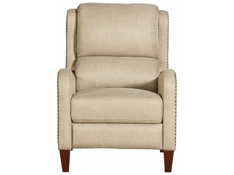 Barcalounger Vintage Addison Taupe Recliner Chair