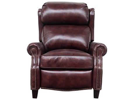 Barcalounger Vintage Meade Wenlock Fudge Recliner Chair