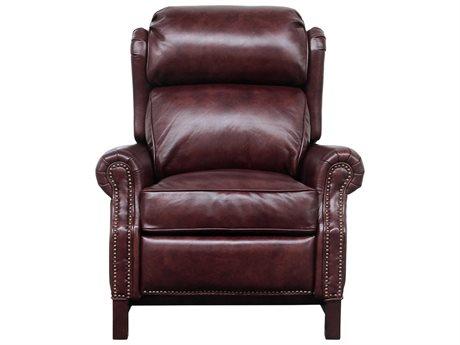 Barcalounger Vintage Thornfield Wenlock Fudge Recliner Chair