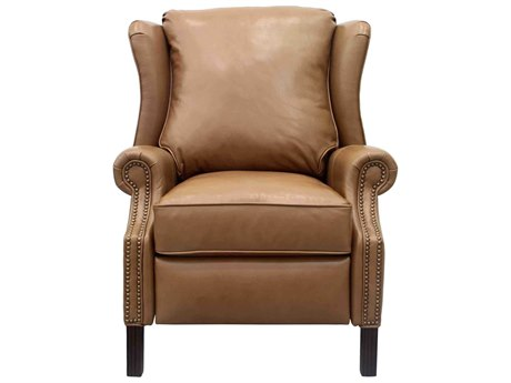 Barcalounger Vintage Woodland Shoreham Ponytail Recliner Chair