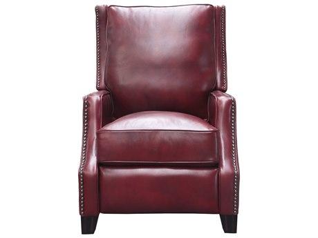 Barcalounger Vintage Stallworth Wenlock Carmine Recliner Chair