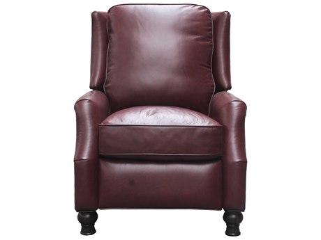 Barcalounger Vintage Ashton Shoreham Wine Recliner Chair