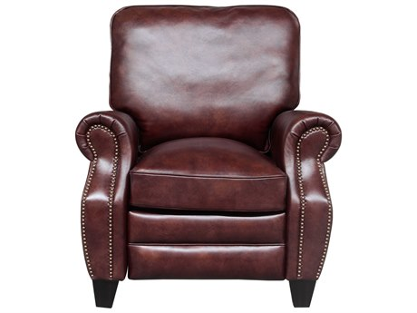 Barcalounger Vintage Briarwood Wenlock Fudge Recliner Chair