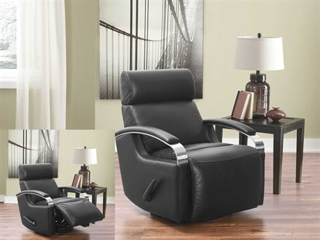 modern expressions giovanni recliner modern expressions cramer apollo onyx swivel glider recliner chair