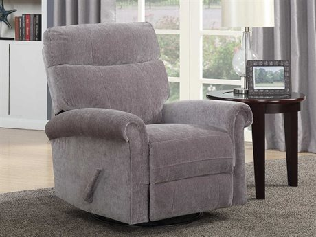 Barcalounger Basics Toni Doe Swivel Glider Recliner Chair