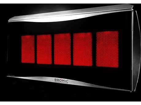 Bromic Heating Platinum Smart-Heat Gas Platinum 500 PatioLiving