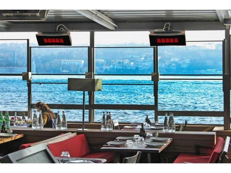 Bromic Heating Platinum Smart-Heat Gas Platinum 500