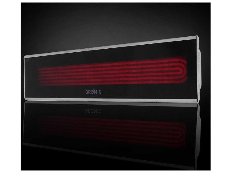 Bromic Heating Platinum Smart-Heat Electric Series II 2300W