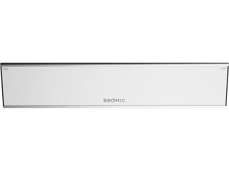 Bromic Heating Platinum Smart Heat White 2300 Watt Electric Heater