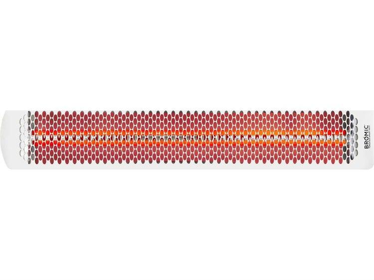 Bromic Heating Tungsten Smart-Heat 6000W Electric 220V-240V WHITE