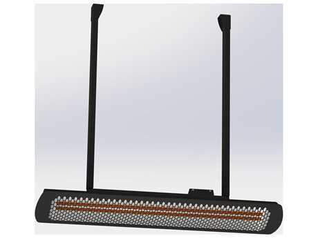 Bromic Heating Universal Accessories For Platinum Smart-Heat Tube Suspension Kit 600MM
