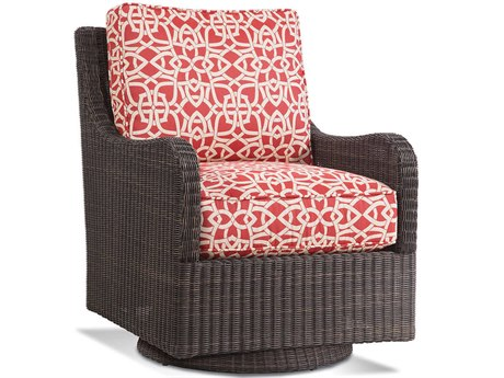 Braxton Culler Outdoor Tangier Sable Wicker Cushion Lounge Chair BCO404005