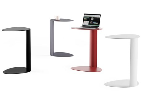 BDI Bink 19'' x 15'' Pepper Mobile Media Table