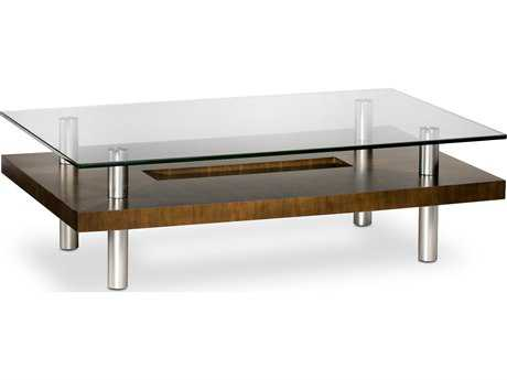 BDI Hokkaido 44'' x 28'' Rectangular Small Coffee Table