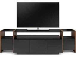 BDI Semblance Home Theater 99.75'' x 22'' Three-Section Low Entertainment Center