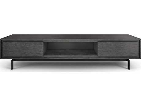 BDI Signal 79.25'' x 22.25'' Graphite Triple Width Low TV Stand
