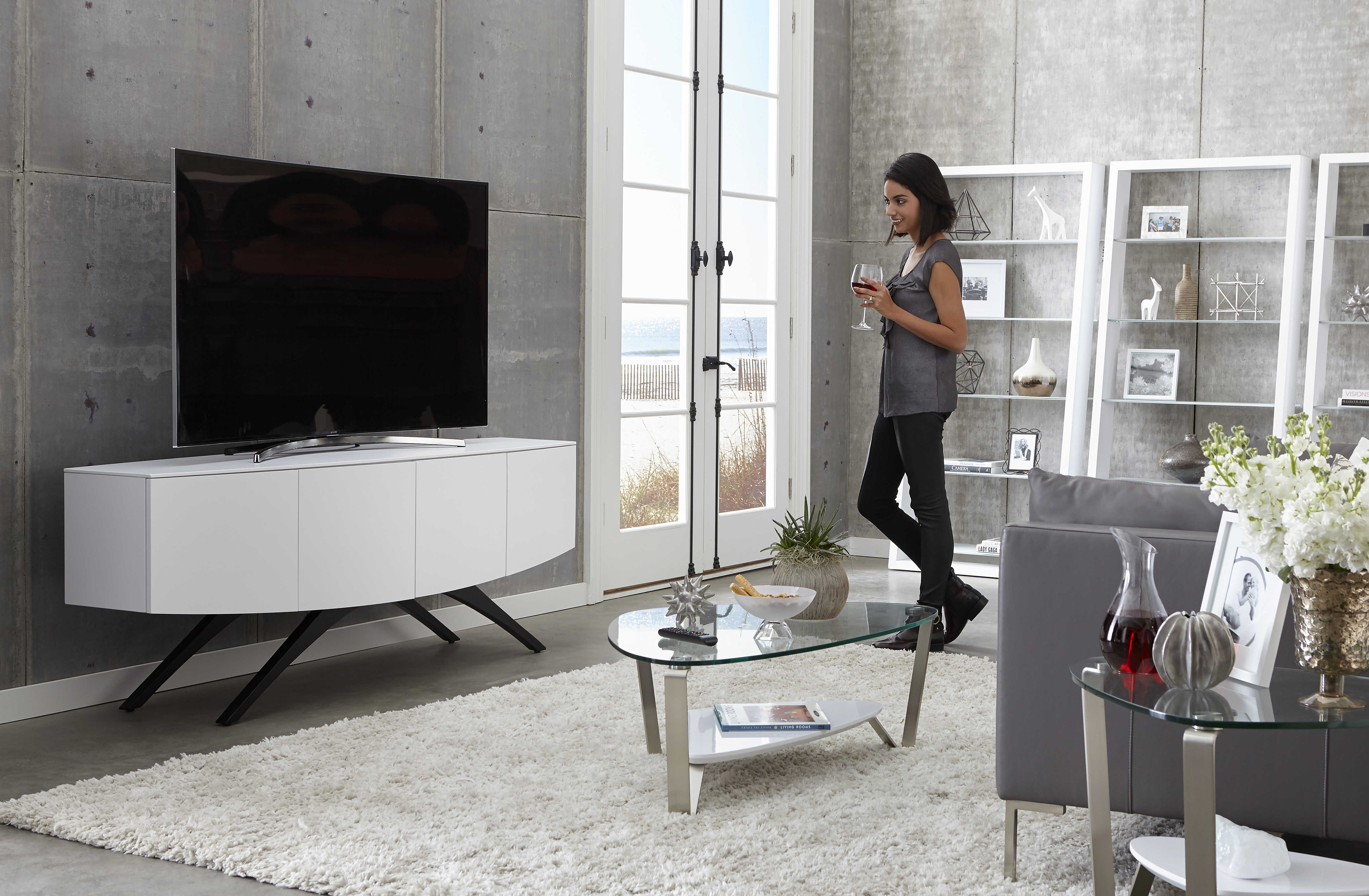 smooth product stand zm stainless inches cupboard l furniture x tanami modern over tv satin bdi white steel w