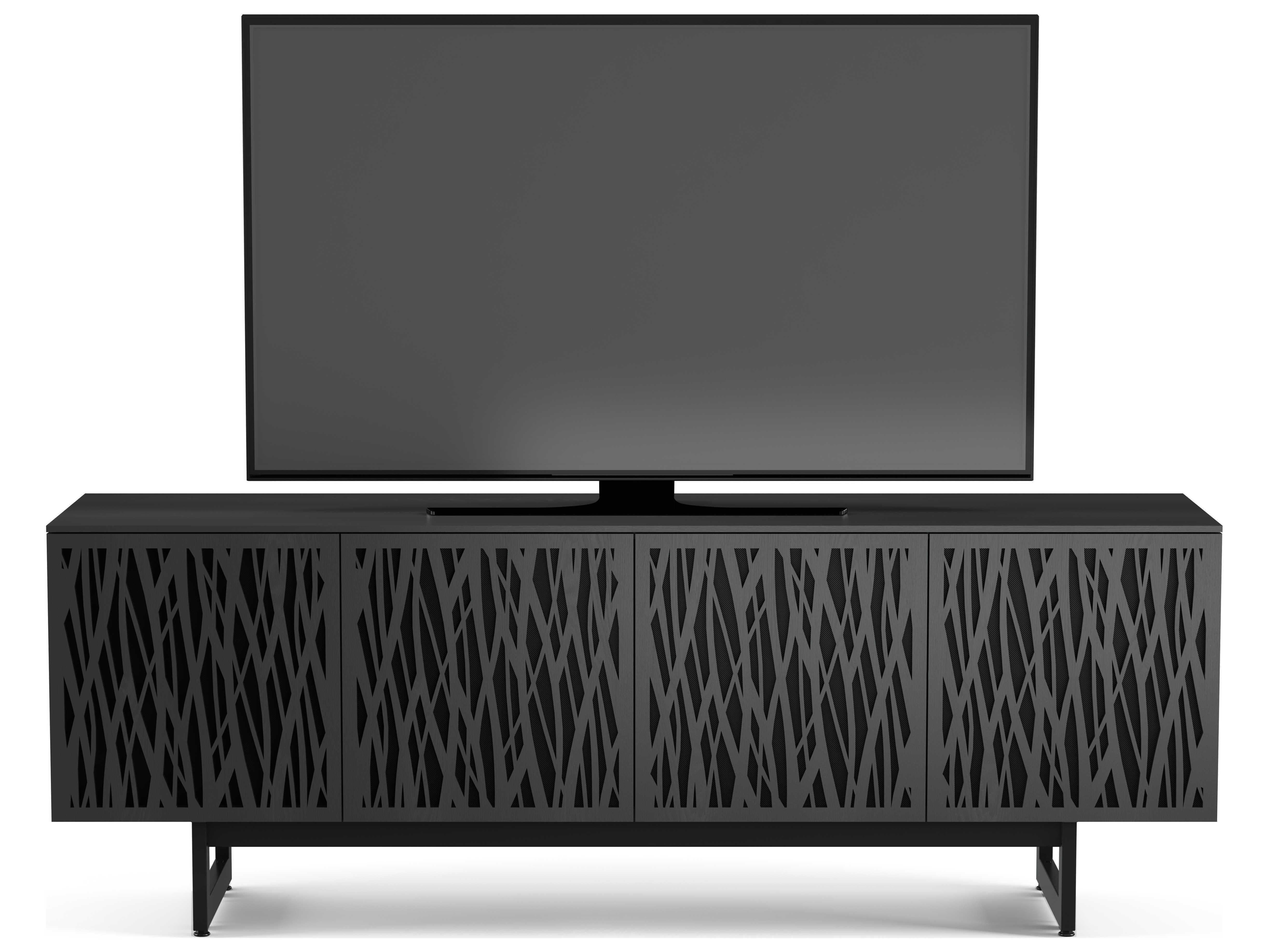 console octave media cupboard bdi furniture