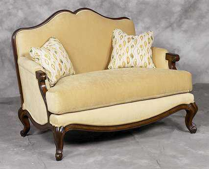 Benetti's Italia Furniture Alba Loveseat