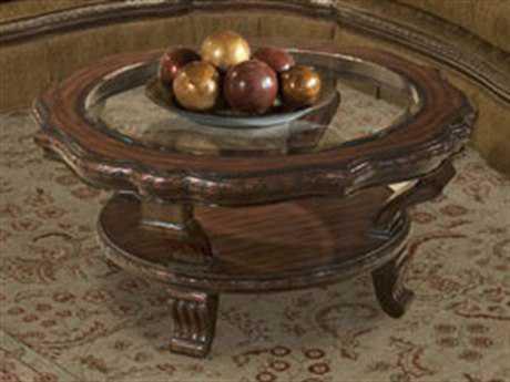Benetti's Italia Bertina 48'' Round Cocktail Table
