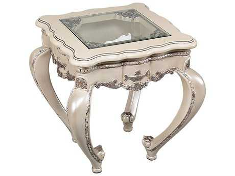 Benetti's Italia Furniture Cristaldo 29'' Square End Table