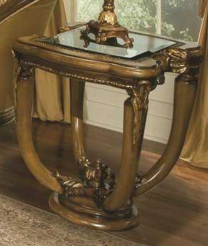 Benetti's Italia Furniture Felisa End Table