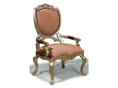 Benetti's Italia Furniture Fiore Accent/Dining Arm Chair