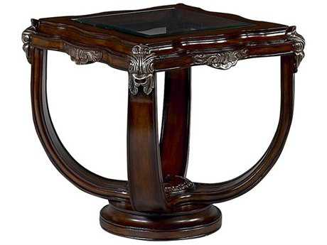Benetti's Italia Furniture Francesca 28'' Square End Table