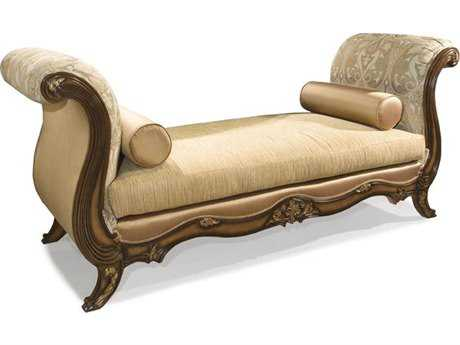 Benetti's Italia Furniture Gemma Oversized Accent Bench