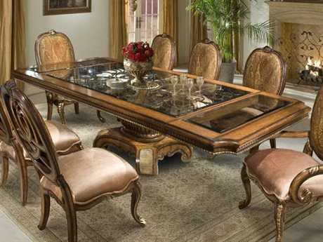 Benetti's Italia Furniture Mestre Rectangular Dining Table