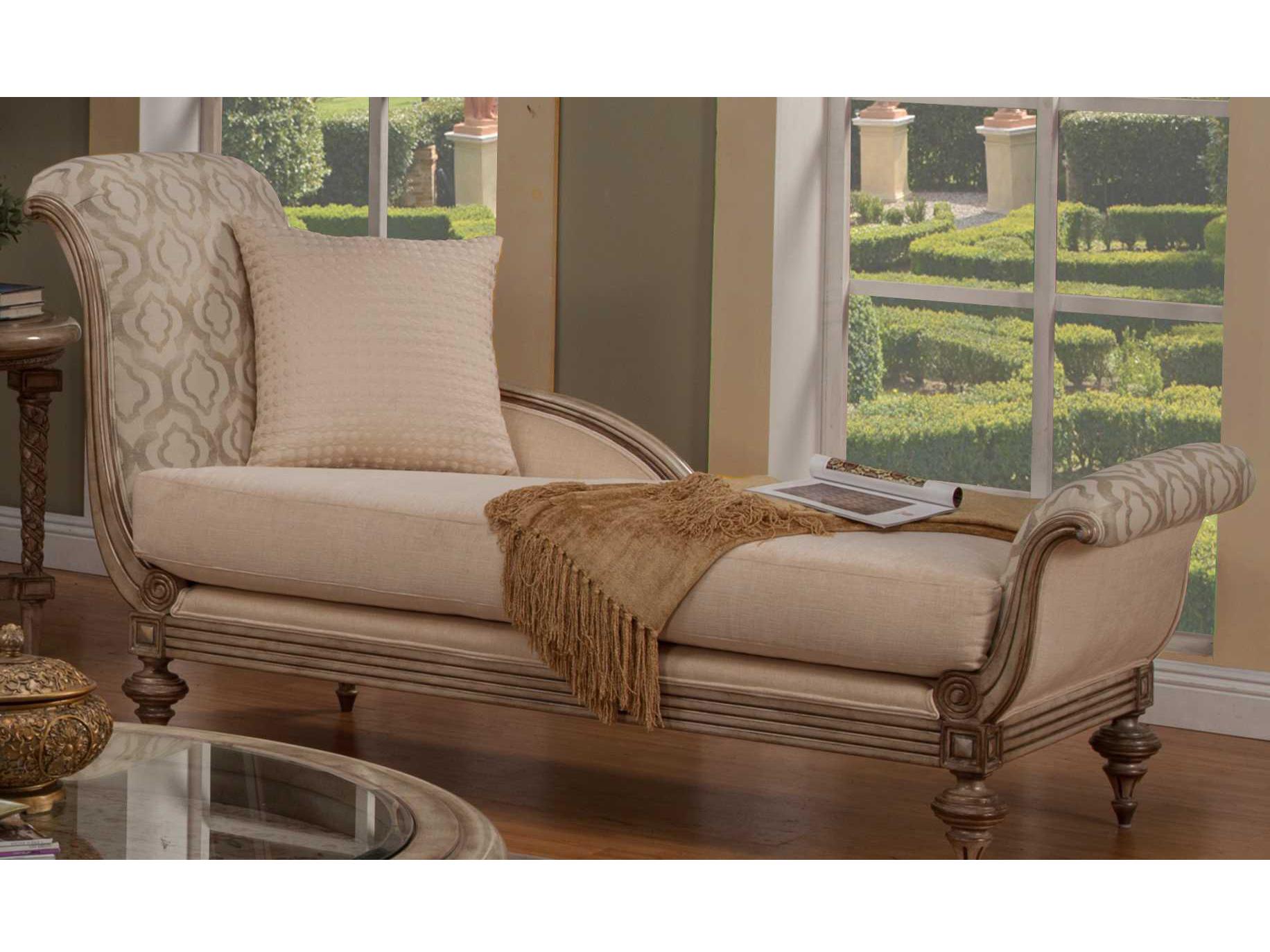 Benetti S Italia Furniture Milerige Chaise Lounge