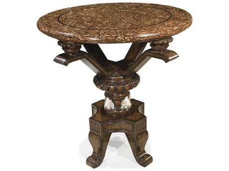 Benetti's Italia Furniture Molina Foyer Table